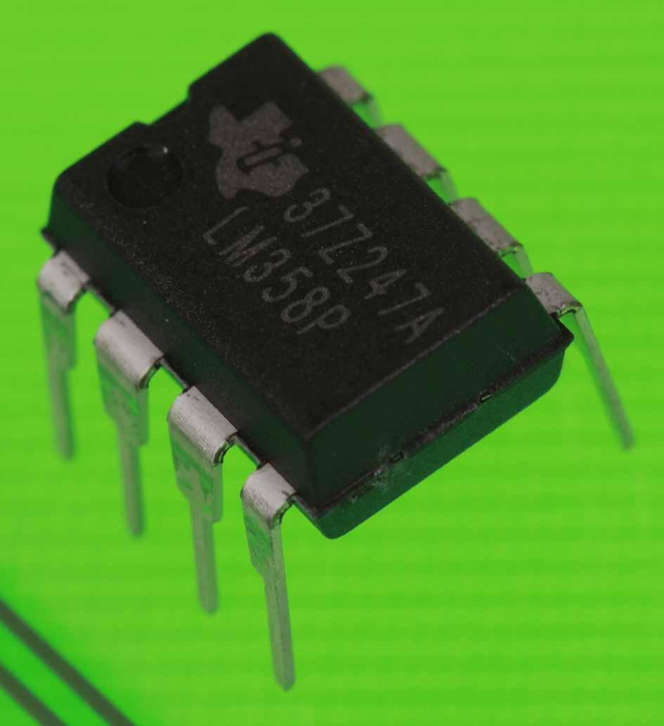 Searchlist Lm358n Ic Dual Differential Input Operational Amplifiers 120 010